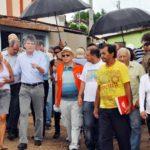 Agra assina decreto de emergência para socorrer famílias atingidas pelas chuvas