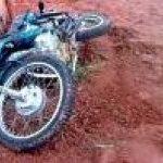 Ex-prefeito sofre grave acidente de moto e é transferido para o Trauma