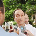 Mário Toscano deixa a Saúde e Waldson Souza o substitui