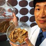 UM KILO DE CARNE DE MERDA POR FAVOR : Ciêntista japonês cria carne feita de fezes humanas