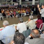 A saúde é a área prioritária para a população da 12ª Região Geoadministrativa que tem sua sede em Itabaiana