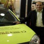 Engenheiro cearense cria carro que usa quatro combustíveis