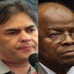 MATANDO NA UNHA: Cássio faz apelo a ministro do STF para poder tomar posse no Senado Federal