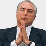 SEI LÁ ENTENDE ? : Fachin decide não incluir Temer em inquérito que investiga integrantes do PMDB