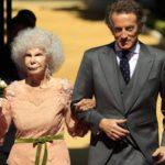 O CORAÇÃO DO HOMEM É MAIS SENSÍVEL AO AMOR : Duquesa milionária de 85 anos se casa com homem 25 anos mais novo