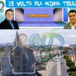 PROGRAMA DO GUGU REESTRÉIA DE VOLTA PRA MINHA TERRA COM WILSON SANTIAGO DE VOLTA A UIRAÚNA