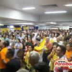 Com delegações de todo estado, PSB realiza 6º Congresso e aponta candidaturas em 208 municípios paraibanos; confira fotos