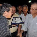 Agra recebe homenagem da UGT-PB em celebração ao Dia do Trabalhador