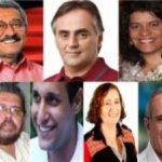 Adesivagens, caminhadas e arrastões marcam a agenda dos candidatos de João Pessoa neste sábado