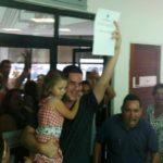Ladeado de militância, Bira registra candidatura à reeleição no Tribunal Regional Eleitoral