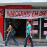 Bancários entram em greve nesta segunda-feira (19)