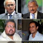 Pesquisa Opinião/Arapuan: Cicero 23,5%, Maranhão 23%, Luciano Cartaxo 19,6% e Estela 14,7%, mostra