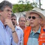 """Bastidores – culpando a política, Agra desdenha de relação com governador: """"Não vou dizer aqui que estou numa boa com o cidadão Ricardo Coutinho"""""""