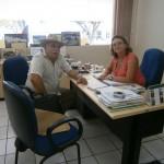 PREGO BATIDO ,PONTA VIRADA : Ruth Avelino , Presidente da PBTur estará sexta feira, 15/03 no ingá