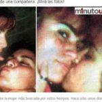 OH BEEESSSSTTTEIIRA !!! : Jornal argentino publica foto de namorada de Maradona aos beijos com outra mulher