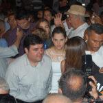 GAFE OU PREMONIÇÃO ? : Apresentador abre os trabalhos do OD em Itabaiana Chamando Ricardo Cunha Lima