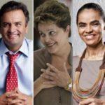 Planalto está preocupado com Aécio e Marina para 2014