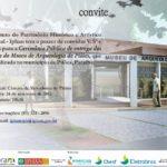 Museu de Arqueologia de Pilões – Convite