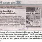 O presidente João Figueiredo e a Copa do Mundo  (Blog do Pedro Marinho)