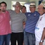 Hoje as 22 hs no POLITICANDO DE Tião Lucena, Vava da Luz é o entrevistado
