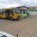 DESVIO DE FUNÇÃO: ônibus escolares são usados de forma inadequada e transportam até jogadores na Paraíba