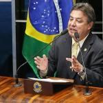 MAIS UMA VITIMA DAS DROGAS :'Sou uma vítima', diz senador Perrella sobre caso da droga em helicóptero