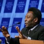 NO BRASIL ESSE CARA É REI  : Netos de Pelé obtêm vitória judicial para obrigá-lo a pagar pensão a eles