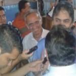 Cássio entra em clima de campanha e pede que governo aceite as críticas