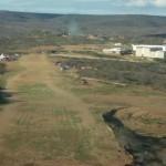 Motor para no ar e ultraleve cai de uma altura de 70m em campo de aviação na Paraíba