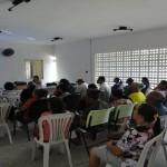 SECRETARIA DE SAÚDE DE INGÁ: IDOSOS RECEBEM ORIENTAÇÕES