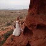 Recém-casada morre em salto e marido assiste tudo