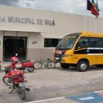 ATENÇÃO AUTORIDADES COMPETENTES : Estudantes de Chã dos Pererira escrevem ao blog e reclamam Onibus escolar