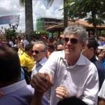 Declarações de Ricardo Coutinho apontam um socialista pronto para qualquer embate