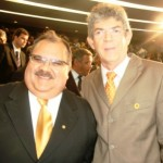 COISAS DE RICARDO COUTINHO : emissário de Ricardo oferece vaga de senador a Wilson Santiago