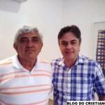 JOSÉ BELO, EX PREFEITO DE JUAREZ TÁVORA, DECLARA APOIO A CÁSSIO