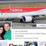 Um cachorro Co-piloto da empresa Avianca chama paraibanos de porcos e escrotos