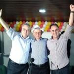 Cartaxo vai a hospital visitar familiares do ex-prefeito Agra