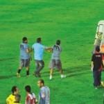 FATALIDADE :Médico do Santa Cruz morre após passar mal durante jogo do Paraibano