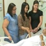 QUE BONITO ! : Filha doa veias do fígado para salvar pai