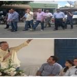 DEPUTADO FEDERAL AGUINALDO RIBEIRO VISITA INGÁ E ITATUBA