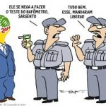 A NOVA LEI SECA DO BRASIL – MAIS UMA LEI ESDRÚXULA – JÁ CONHECIDA COMO A LEI DA PROPINA. (Dr James Travassos)