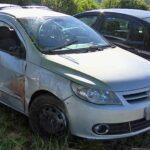 VAI TER FÉ ASSIM … : Assaltante rouba carro de padre e morre após capotagem na Paraíba