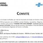 GOVERNO DO ESTADO CONVIDA SECRETARIOS DE TURISMOS DE MUNICIPIOS DA PARAIBA