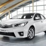 Corolla 2015 chega agora em março com novo visual
