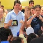PSDB filia primeira dama e recebe apoio de três prefeitos da região de Catolé do Rocha durante Encontro Regional