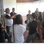 """ALUNOS DE ARQUITETURA DA""""FACISA"""" VISITAM AS ITACOATIARAS QUE CONTINUAM LINDAS E MISTERIOSAS (Veja Slides)"""