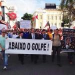 Assembléia acusa PSB de recrutar manifestantes para agredir os deputados