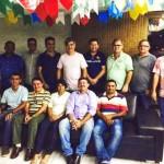 Lideranças de Mogeiro unidos em busca de um mesmo ideal fecham apoio a Wellington Roberto (PR)