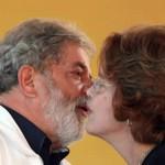 Dilma vai à festa de 70 anos de Lula