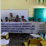 Alunos de escola pública de Juripiranga apresentarão trabalho em evento acadêmico na UEPB